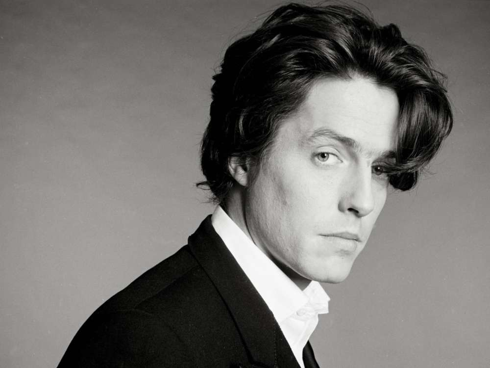 Hugh Grant Reflects On Being An 'Old Man' With Kids – Says ...