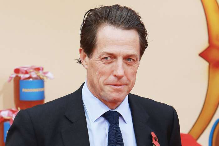 Hugh Grant Describes Grueling COVID-19 Battle - Jokes That His Eyeballs Were 'Too Big' For His Head