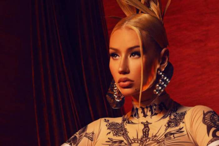 Iggy Azalea Says She's Concerned About Rapid Weight Loss After Giving Birth - Has Already Dropped 20 Pounds Without Trying At All!