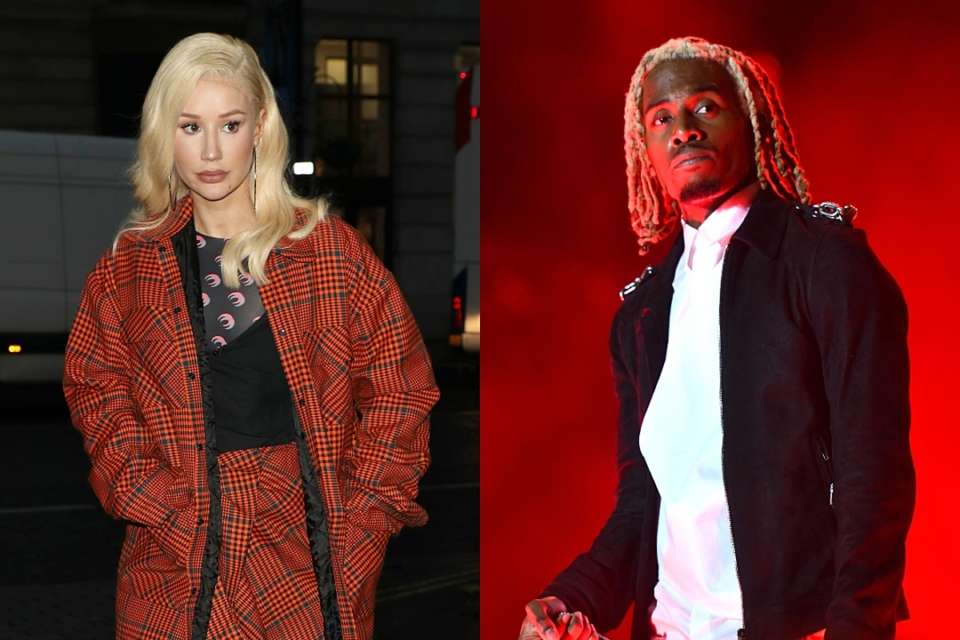 Iggy Azalea Slams Fans For Assuming Playboi Carti's Cryptic Tweet Was Meant To Shade Her!