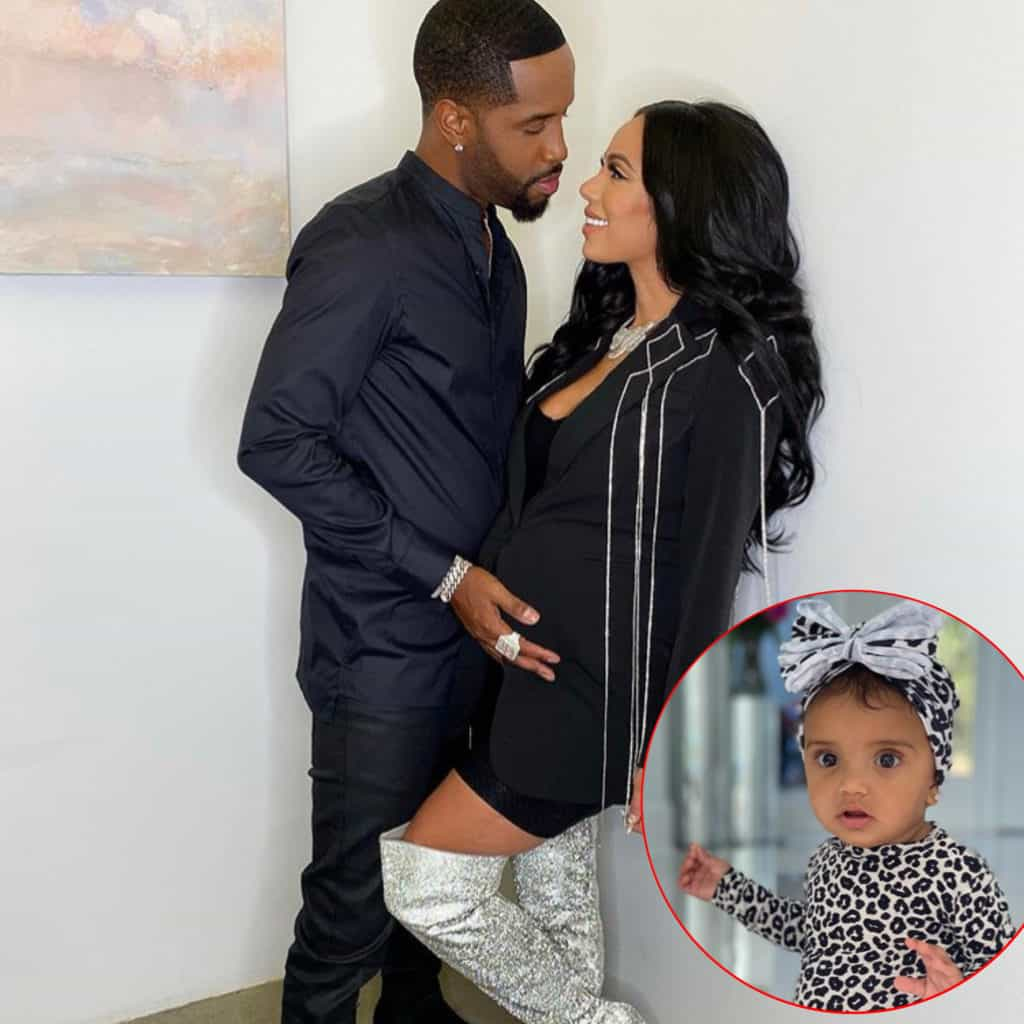 Safaree Drops The Much-Awaited Music Video Featuring His And Erica Mena's Daughter, Safire Majesty