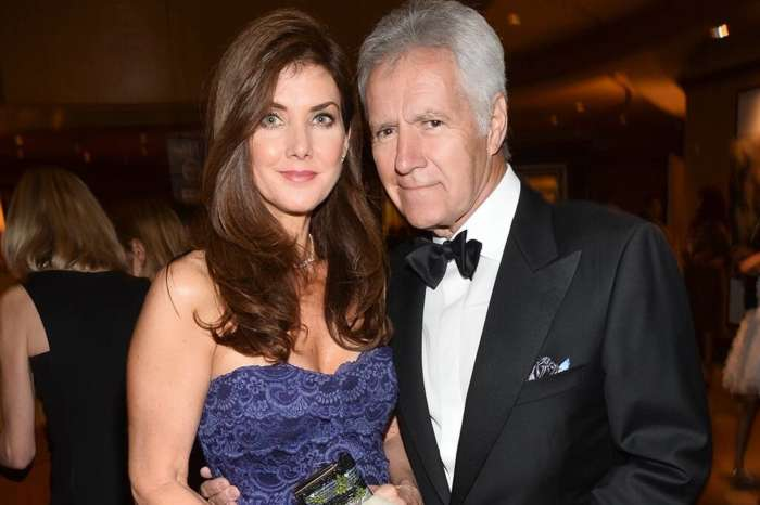 Alex Trebek's Wife Opens Up About His Passing