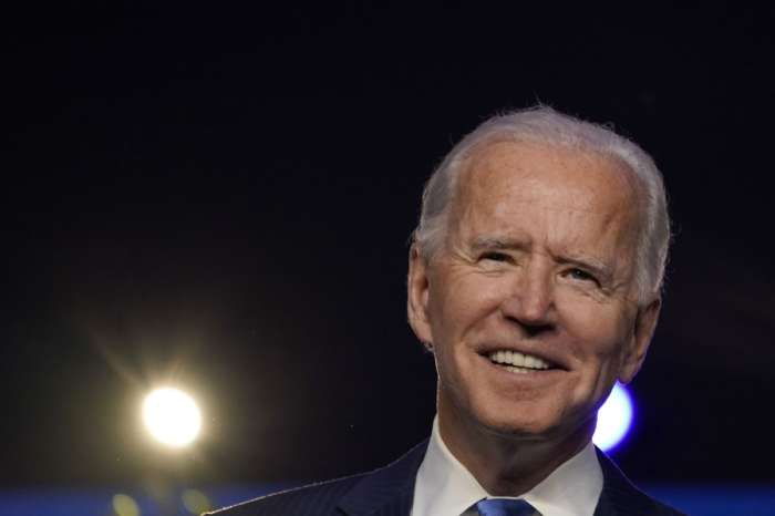 Celebrities Breathe A Sigh Of Relief After Joe Biden Is Announced As President-Elect
