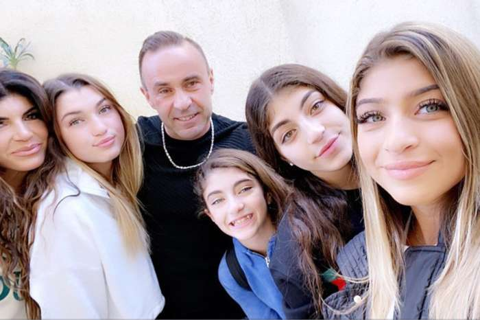 Joe Giudice Already Really Misses His Daughters After Their Return To The US!