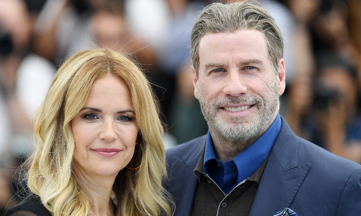 John Travolta Thanks Fans for Support After Wife Kelly Preston Died