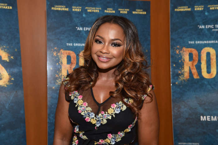 Phaedra Parks' Tasty Clip Has Fans Excited - See It Here
