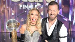 Kaitlyn Bristowe And Artem Chigvintsev Win DWTS And Reveal Why The Victory Means So Much To Them!