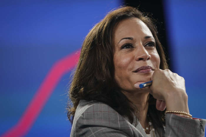 Kamala Harris Has A Message For Black Women And Offers Her Gratitude