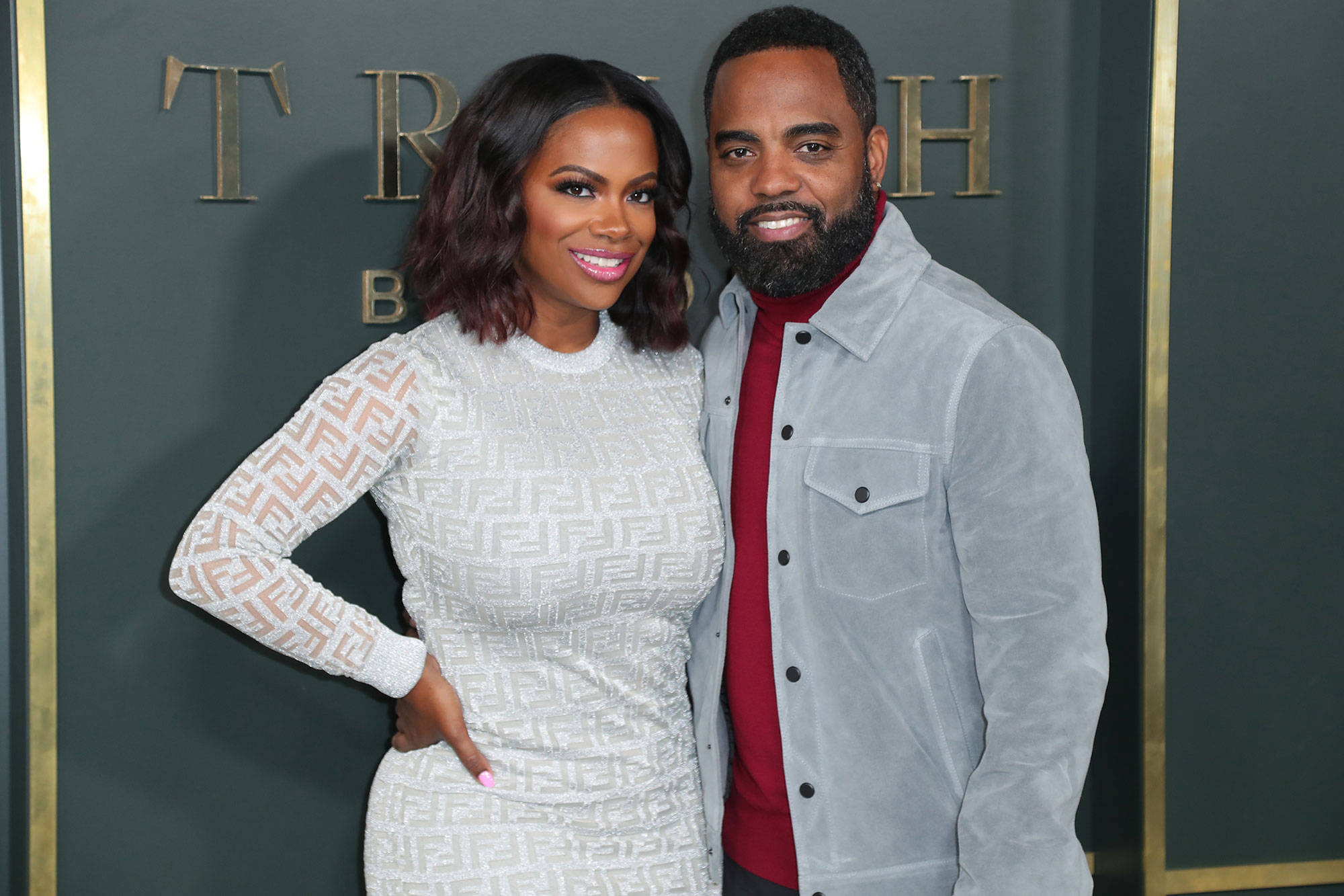 Todd Tucker Debuts 'Pillow Talk' With Kandi Burruss - Check Out The Couple In Bed!