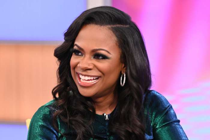 Kandi Burruss Shared A Throwback Photo To When She Won Her First Gold Plaque For The First Xscape Album
