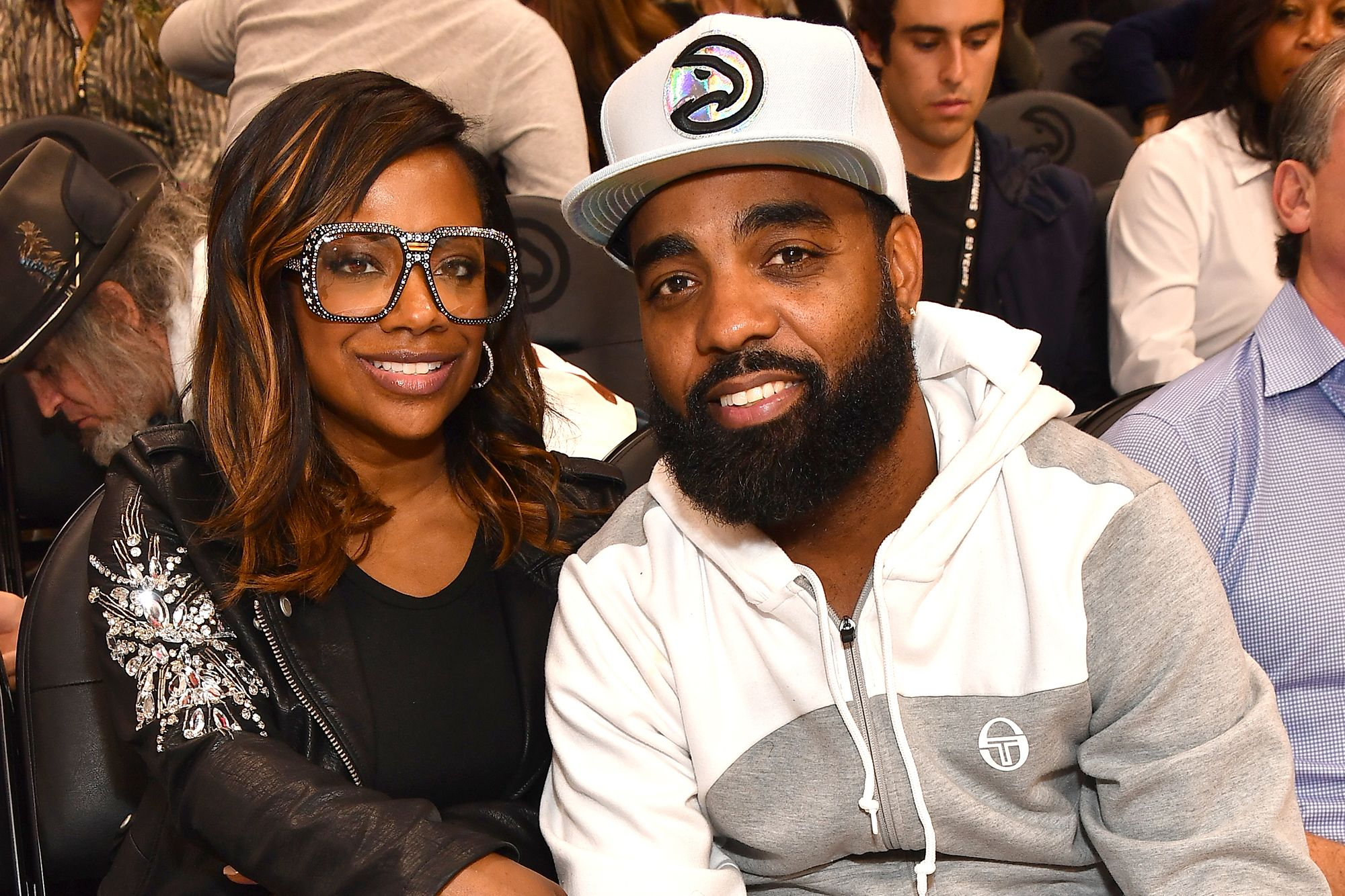 Todd Tucker Keeps Fans Entertained With Clips Featuring Kandi Burruss - See The 'Rolling With Todd' Videos