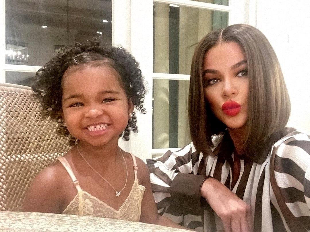 Khloe Kardashian's Baby Girl, True Thompson Is Practicing Her Runway Walk - See The Photos