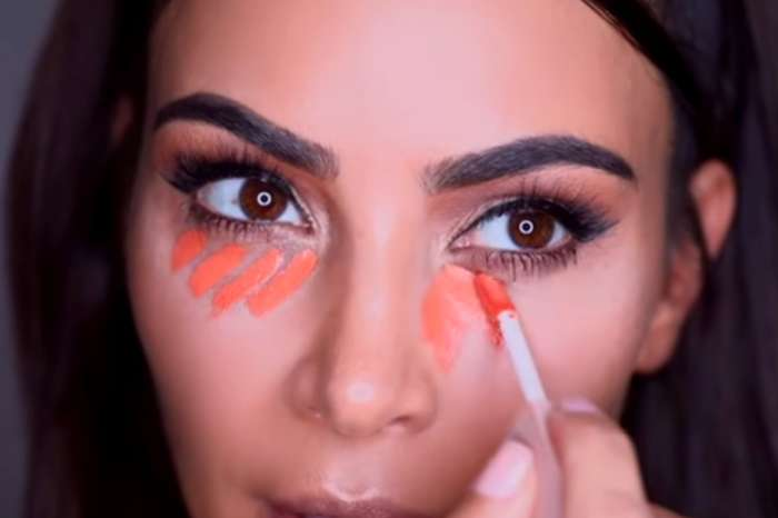 Kim Kardashian Teaches How To Conceal Under Eye Circles In New Makeup Tutorial — Watch It Now