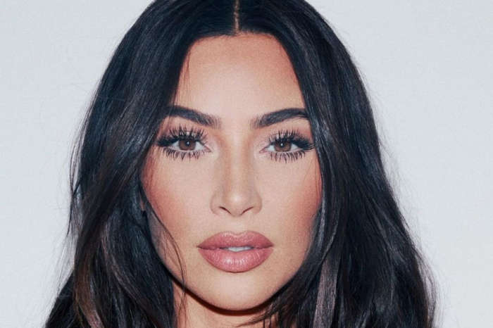 Kim Kardashian Wears A Bra Solo And Proves Skims Can Be Outerwear  — See The Look!