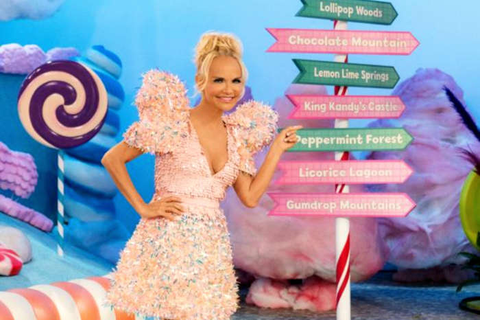Kristin Chenoweth Hosts New Food Network Show Candy Land
