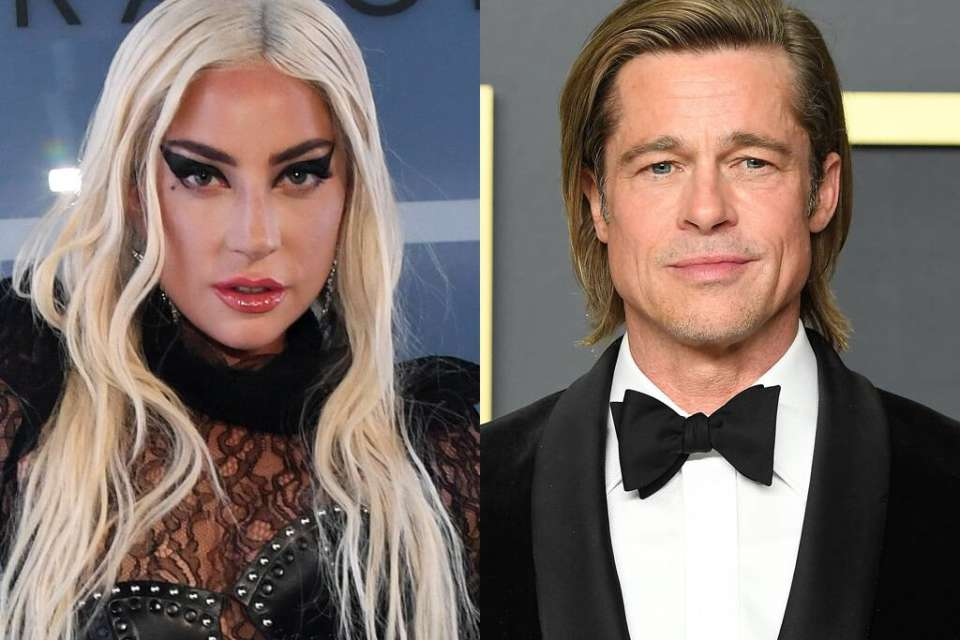 Lady Gaga Reportedly In Talks To Star In Movie 'Bullet Train' Alongside Brad Pitt!