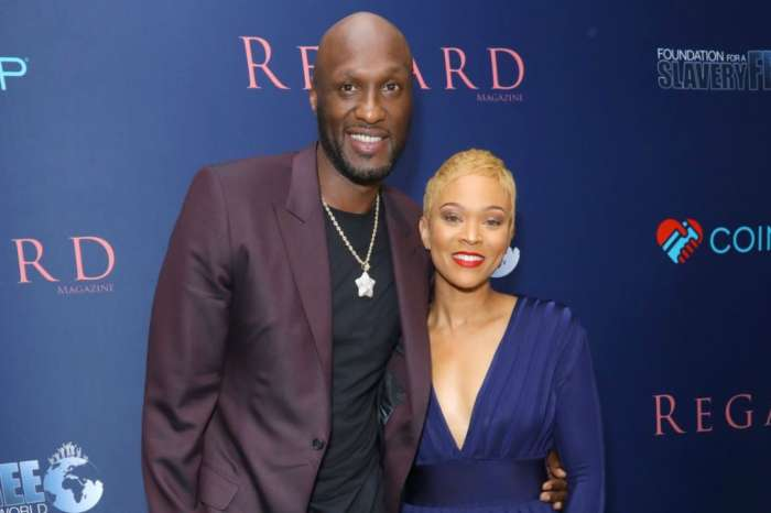 Lamar Odom And Sabrina Parr Mark Engagement Anniversary After Apparently Reuniting