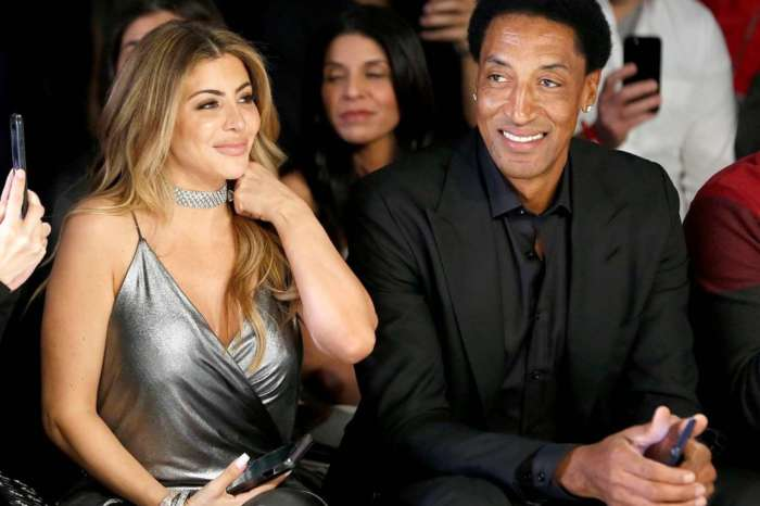 Larsa Pippen Says Rapper Future Was Very 'Romantic' And Not What She Expected