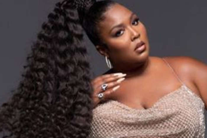 Lizzo Puts Her Beach Body On Full Display In PrettyLittleThing Two Piece Bathing Suit