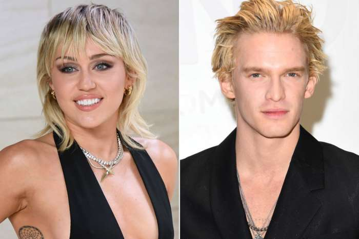 Miley Cyrus And Cody Simpson - Here's How She Feels About His PDA With Stunning Model Marloes Stevens!