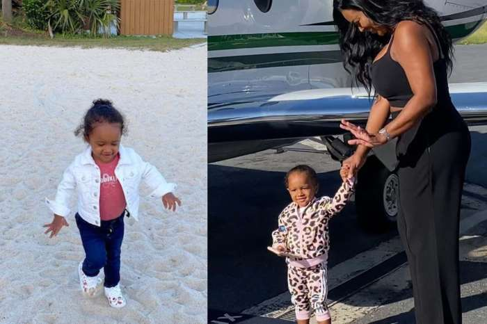 Kenya Moore's Video Featuring Fearless Brooklyn Makes Fans Smile - Check Out Brookie In The Clip!
