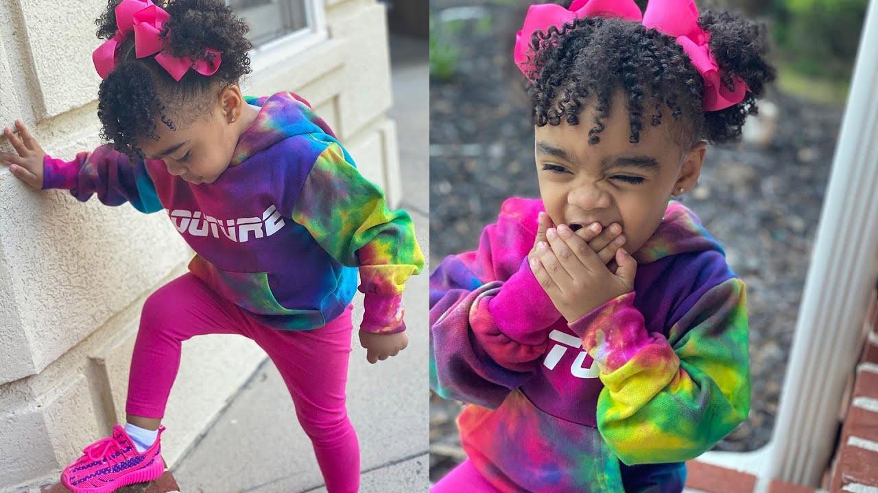 Toya Johnson Shares New Halloween Photos Of Her Daughter, Reign Rushing