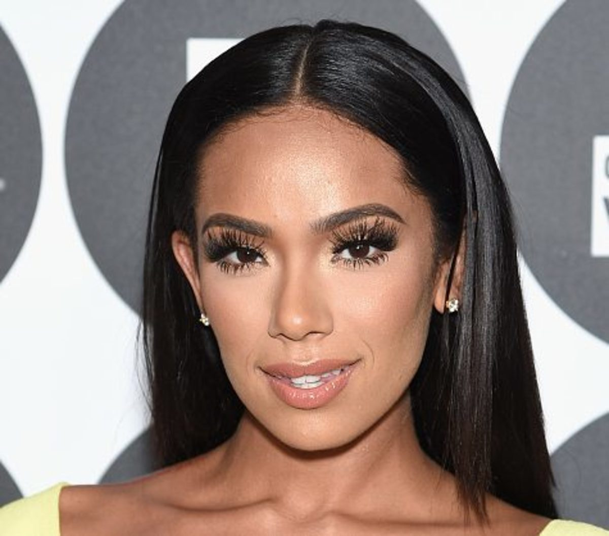 Erica Mena Shows Off Her Snatched Body In A Fire Animal Print Outfit - Check Out Her New Photo!