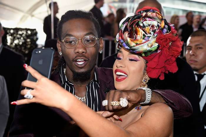 Here's How Cardi B And Offset Celebrated Thanksgiving