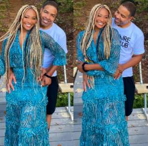 Cynthia Bailey Gushes Over Mike Hill - Check Out The Photo She Shared