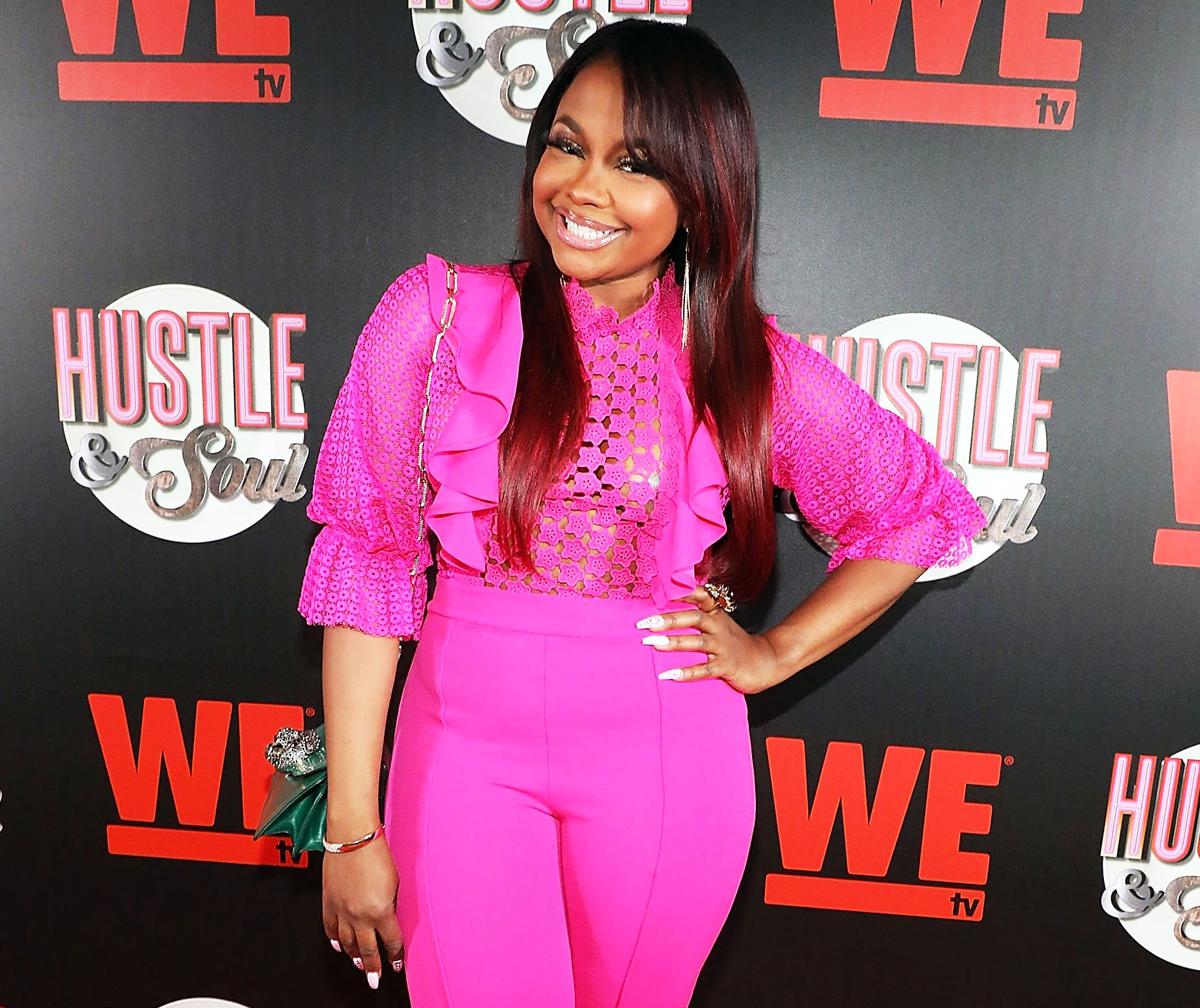 Phaedra Parks Wants Unities For All Communities