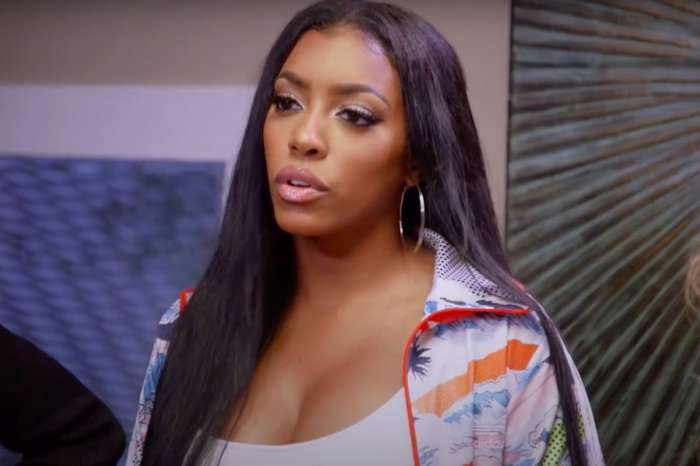 Porsha Williams Shows Her Gratitude To Volunteers - See Her Video