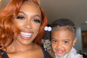 Pilar Jhena McKinley, Dennis McKinley And Porsha Williams Daughter Looks Gorgeous For Her Anniversary - See Her Photos