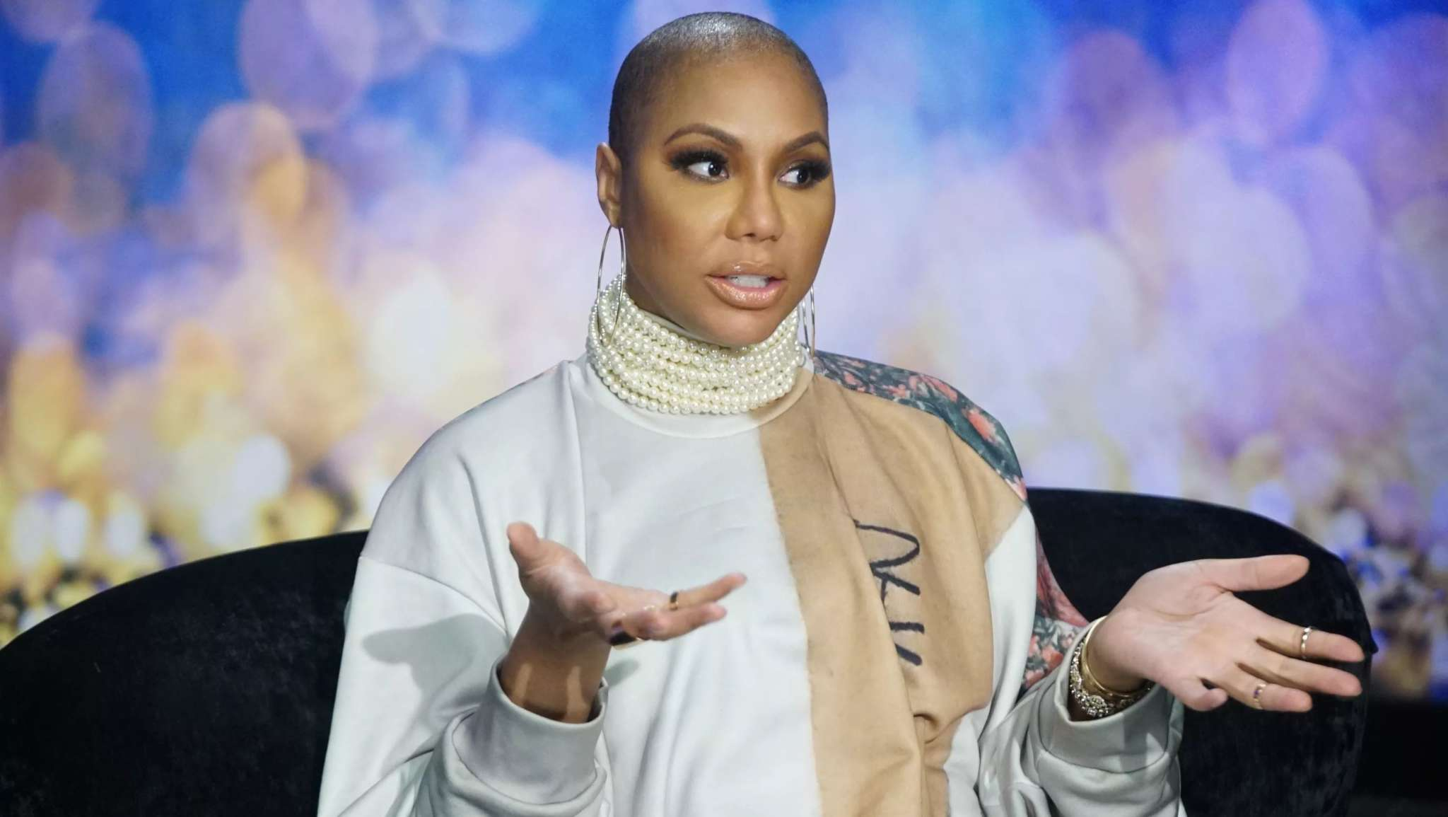 Tamar Braxton Is Grateful That The First Episode Of Her First Podcast Is Out - Episode 1: The Bounceback