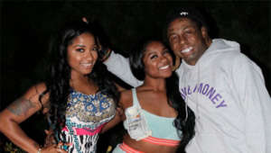 Toya Johnson Praises Reginae Carter's New Music With Mike Hart