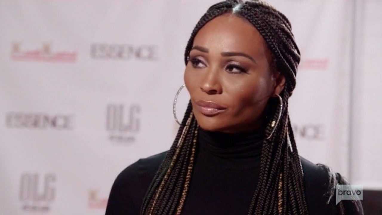 Cynthia Bailey Accepts A New Viral Challenge - See Mike Hill's Comment