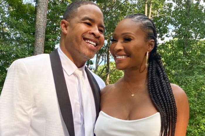 Cynthia Bailey Wishes A Happy Birthday To Her Right Hand Man