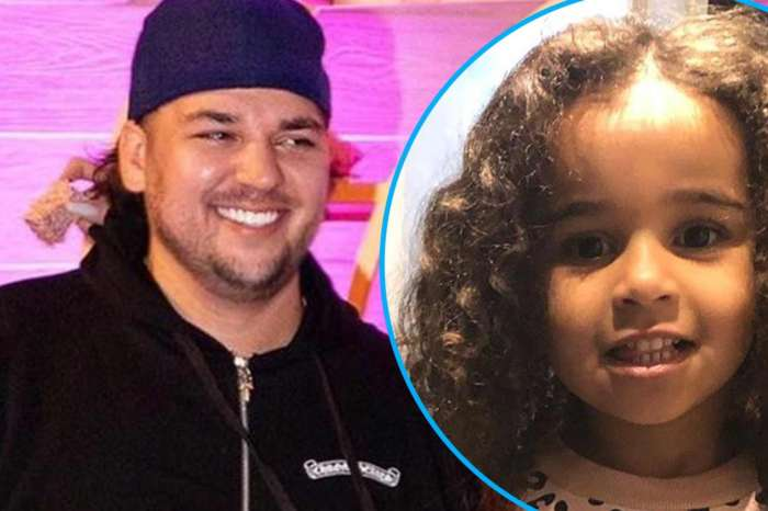 KUWTK: Rob Kardashian Reportedly Got 'Emotional' At Daughter Dream's Birthday Party - Here's Why!