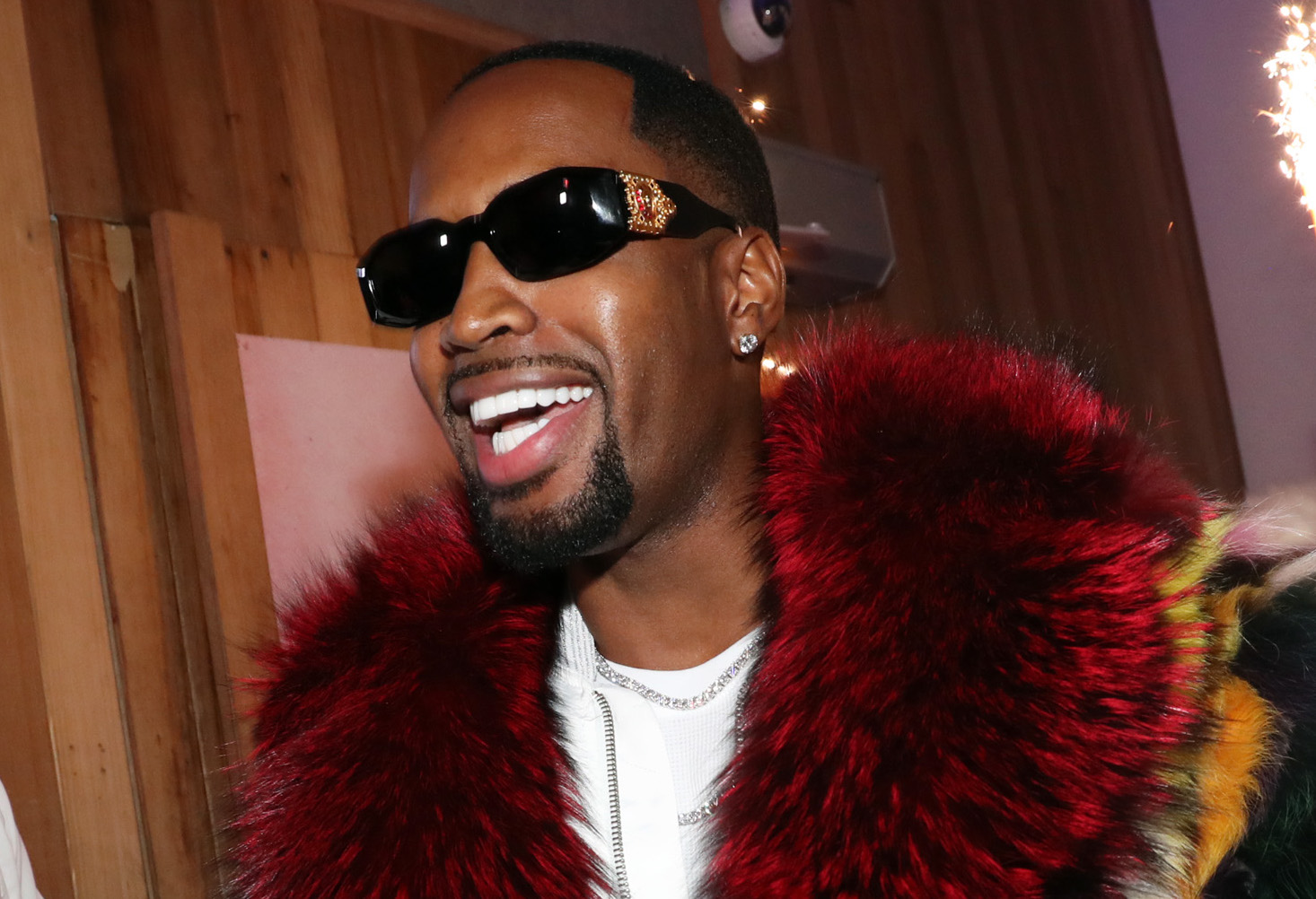 Safaree Still Cannot Believe That He's A Father - See The Perfect Photo He Shared With His Daughter