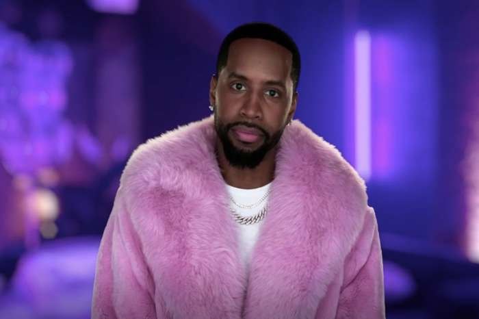 Safaree Shares A Photo Featuring His Baby Girl And Fans Are In Awe