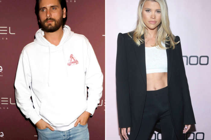 Scott Disick And Sofia Richie - Here's How They Felt About Reuniting At Kendall Jenner's Party After Split!