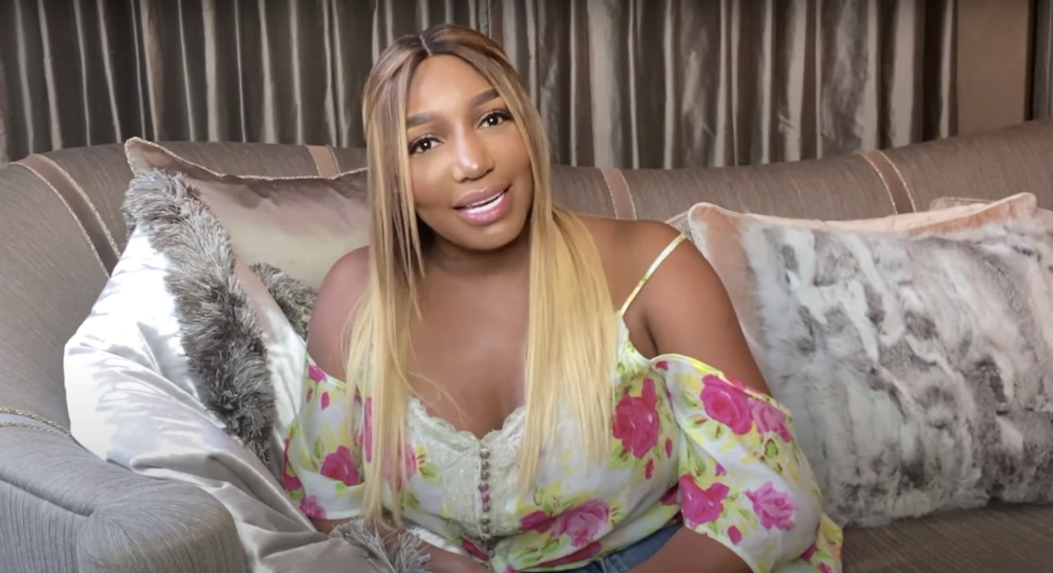 NeNe Leakes Is Featured On The Real Today - Check Out Her Message