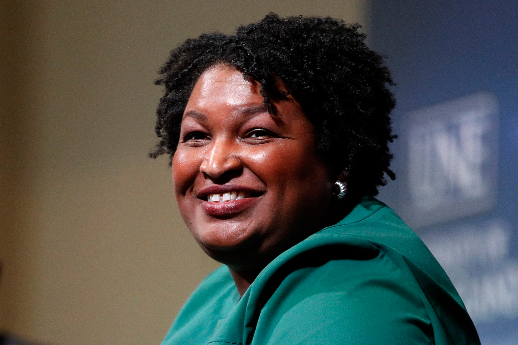 Stacey Abrams Addresses People's Concerns About Voting - See The Video