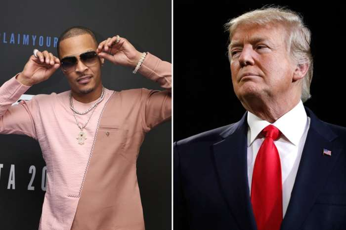 T.I. Flaunts His Hate For Donald Trump: 'Laws Of Reciprocity Are Always In Order'