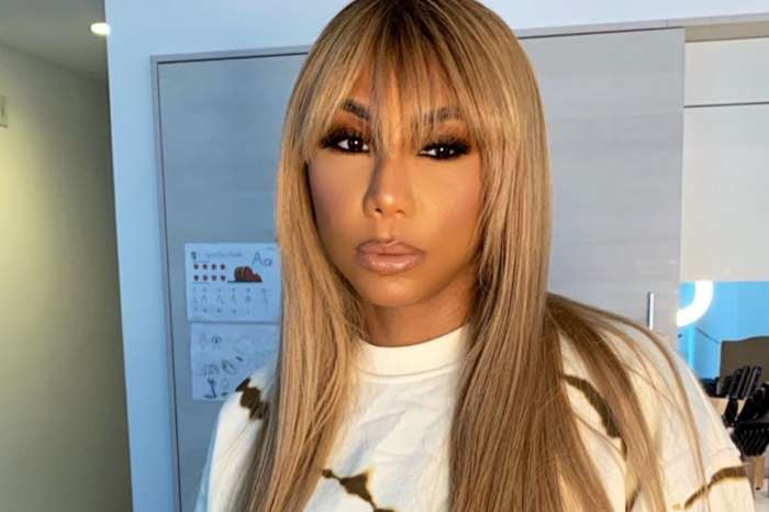 Tamar Braxton Drops A Message About Voting For Her Fans - Read It Here