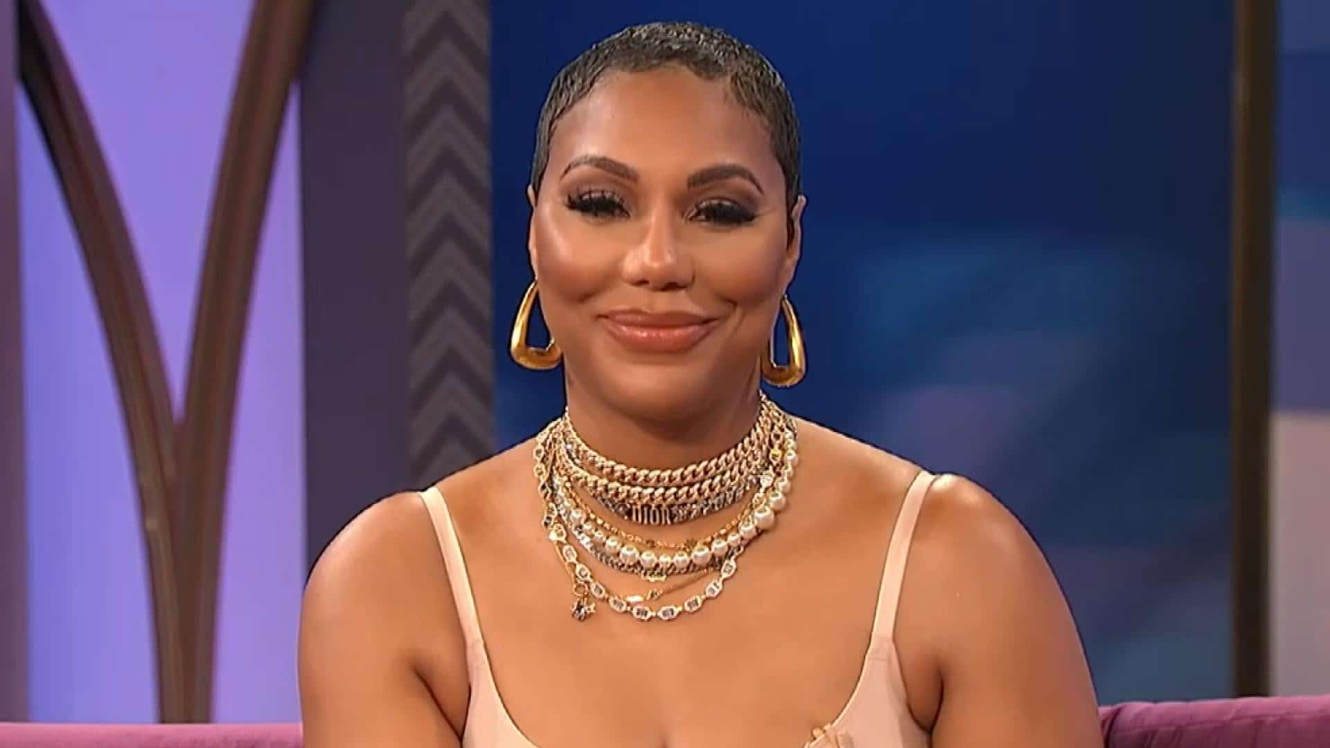Tamar Braxton Has Great News For Ladies Who Have Hair Growth Troubles - Check Out Her Message