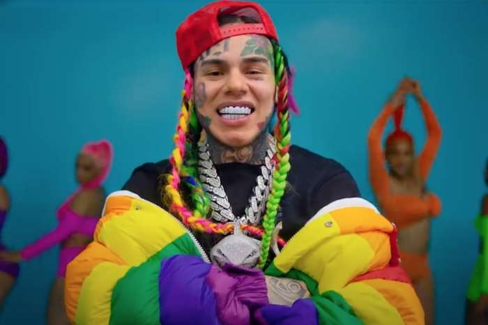 Tekashi 6ix9ine And Gervonta Davis Nearly Get Into A Fight At Miami Nightclub