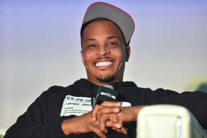 T.I. Gushes Over Amber Ruffin - Check Out The Video He Shared