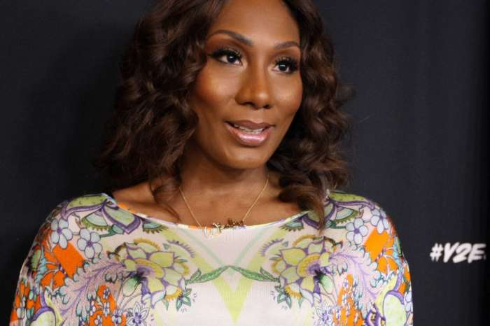 Towanda Braxton's BF Surprised Her With A Birthday Dinner - Check Out Her Video