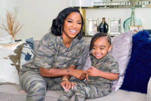Toya Johnson Makes Fans Happy With New Pics And A Clip Featuring Reigny - See The Young Lady Modeling!
