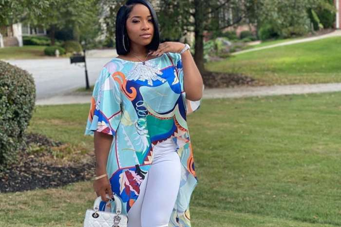 Toya Johnson Drops Some Haircare Tips - See The Video